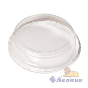 Крышка купольная без отверстия д/стакана Fabri-Kal 591мл (100шт/10уп)