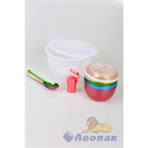 Набор посуды д/прогулки на 4 персоны П-69-1ТХ