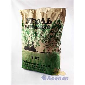 Уголь березовый (5кг)  А 500/400/130
