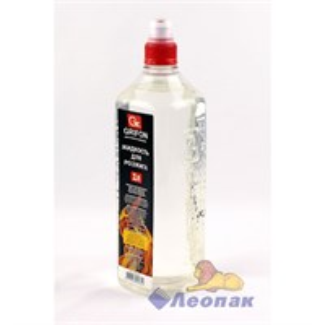 Жидкость для розжига Grifon Premium, жидкий парафин, 1000 мл. (1/12) арт.650-035