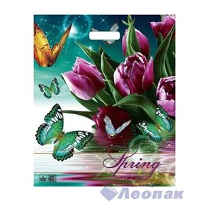П-выр.ручка 38х45-60мкм  Весна-волшебница  ламинат (500) ТИКО