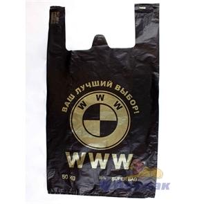 П-майка 46х63-30мкм   BMW  золото (100/500) УФА