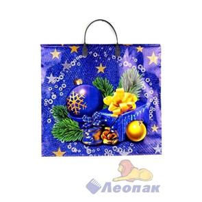Пакет с пластик.ручками 38х35  Звездное счастье  (100)