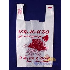 П-майка 28х50-14мкм  Спасибо за покупку  (Л) белый (100/2000) Уфа