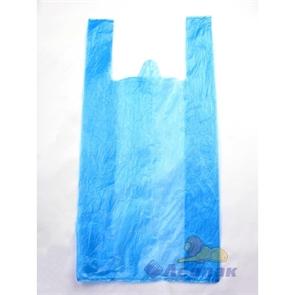 П-майка 37х70-14мкм голубой (100/2000) Политэкс