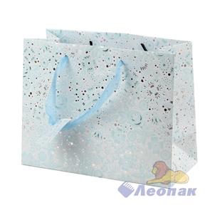 L1028 Пакет бумажный Люкс 23*18*10  (20шт/24уп)
