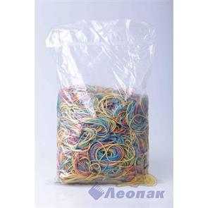 Резинка банковская 60мм 1 кг (1/20уп/1кор) разноцветная