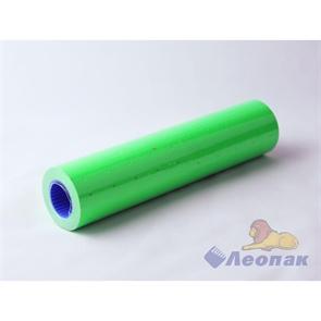 Этикет-лента 21,5*12 (зеленая,прямоугольная) 10х27кмп