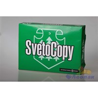 Бумага А4  SvetoCopy  NEW (80г/м. 500 л.) (кор=5пач.)арт.64882