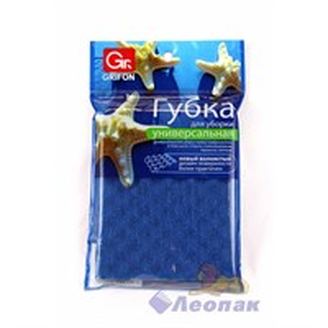 Губка GRIFON для уборки универсальная (1шт/1уп/400уп)  900-003