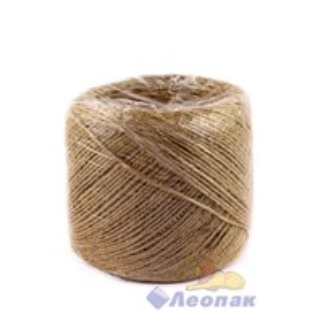 Шпагат джутовый 2-х ниточный 500м (1/20шт) 1,12 эконом
