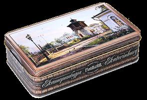 Набор конфет  Городничев  (Сердце Екатеринбурга), 110 гр.