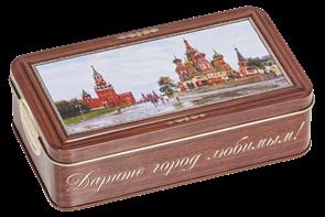 Набор конфет  Городничев  110 гр.  Кремль г.Москва