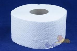 Бумага туалетная ЭКОНОМ белая 2-хслойная (12шт) /ЭКО  арт.191602-90