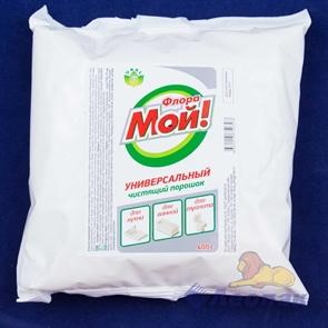 МОЙ чистящий порошок 400гр (пакет) (30шт)