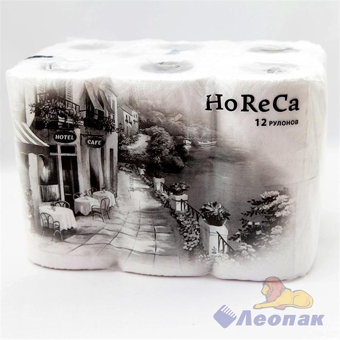 Бумага туалетная  PLUSHE HoReCa  белая, 2 слоя (12рул./8уп) - фото 10399