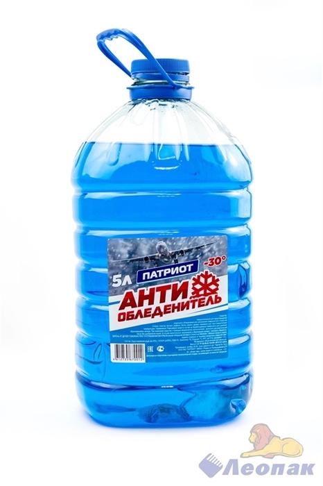 Жидкость Антиобледенитель 5л ПЭТ - фото 12177