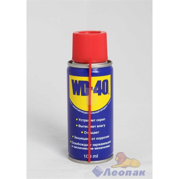 СМАЗКА WD-40 (100г) (24шт) WD0000 - фото 4561