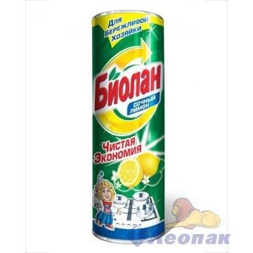СЧС  Биолан  400г Сочный лимон/24шт - фото 4571
