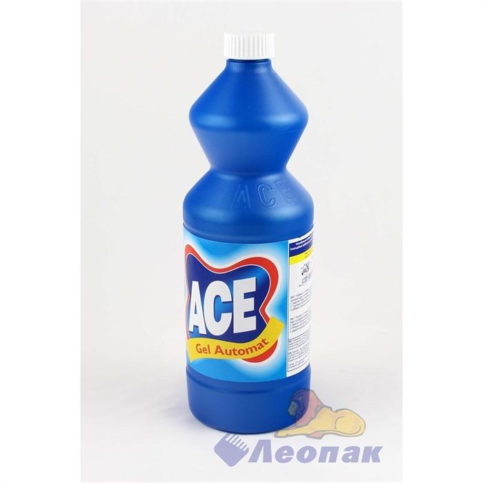 Отбеливатель АСЕ Автомат- гель 1л (18шт) - фото 4576
