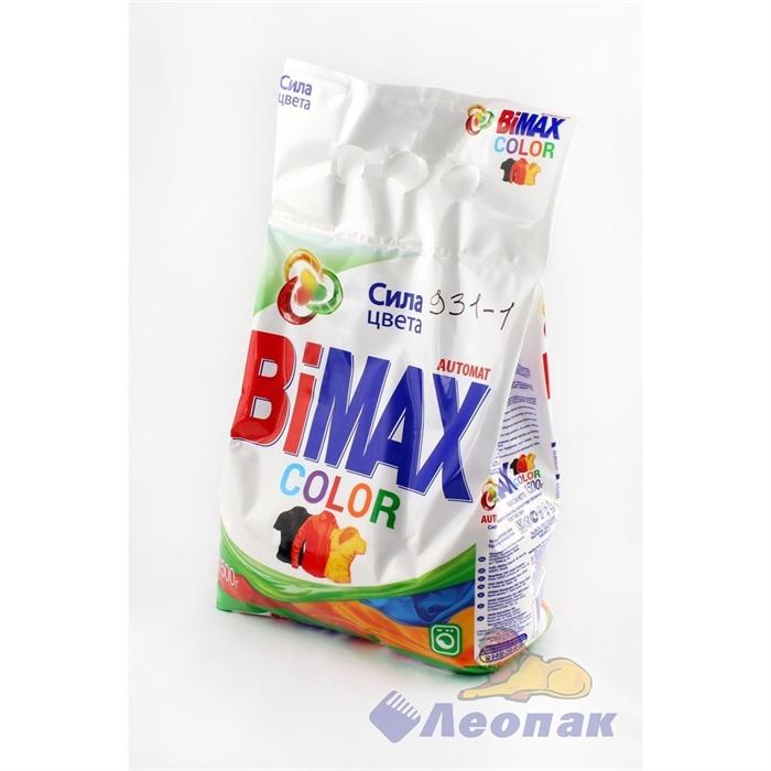 BiMax  Automat 1500г Color (2)/6шт - фото 4608