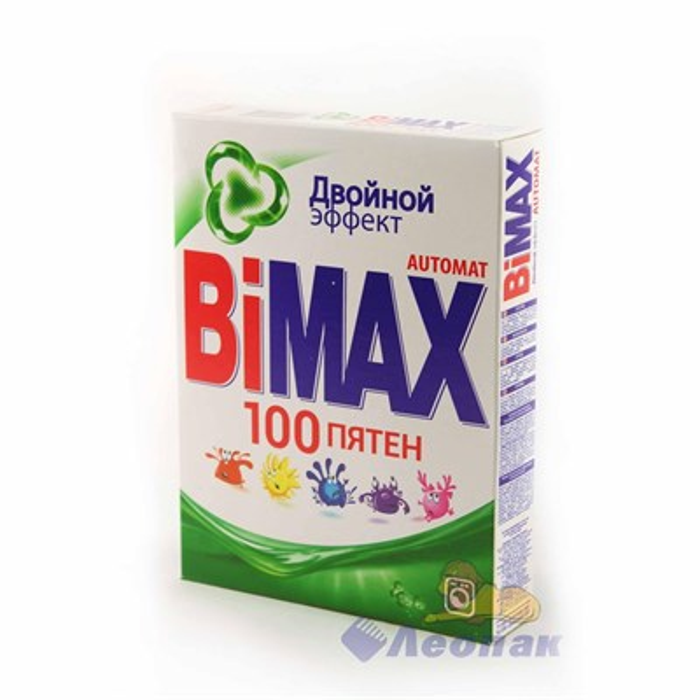 BiMax  Automat 400г 100 пятен (2)/24шт - фото 4612