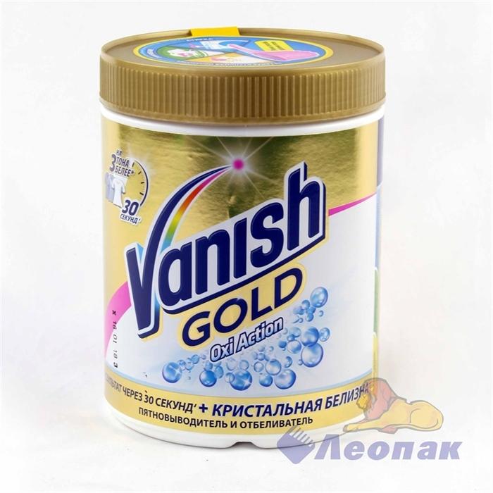 Ваниш пятновыводитель OXI Action GOLD 1,0кг - фото 4616