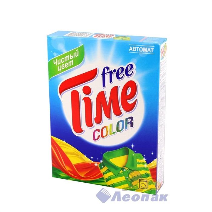СМС FREE TIME СОЛОР АВТОМАТ  350г - фото 4635