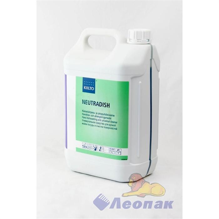 Моющее средство для посуды и поверхностей  Киилто Неутрадиш  5л 205040 - фото 4660