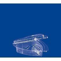 Емкость ТС-075 (0,54л.) внешние мм 185*160*48, внутренние мм 138*136*44 (400) - фото 4880