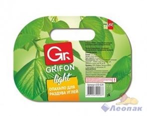 Опахало для костра GRIFON Light, картон, 22 x 16 см (1/100) 650-028