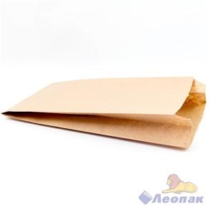 Пакет бумажный VB 210*100*50  (100шт) Крафт