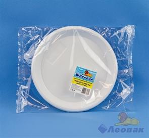 Набор  Тарелка белая d=205мм  (12шт/45уп)  Леопак  4607804780600