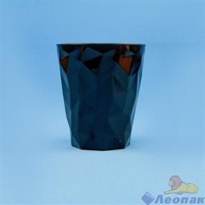 Стакан Айс/Лед 200мл черный (25шт/20уп) арт.1018
