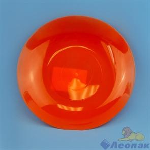 Тарелка d=190мм оранжевая (60шт)