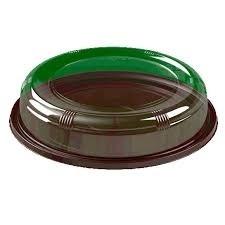 Емкость УК-221НА (100шт.) коричневая, внеш.,мм 245*49мм, внутр.,мм 200*40