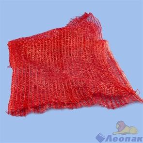 Сетка овощная 21х31см (100шт/1уп/3000шт) Красная до 3кг