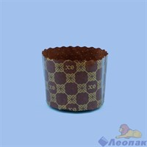Форма для куличей 70*60, арт.PA7060PEG  ХВ  (PEG_R) (2000/100)