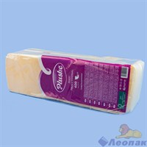 Салфетка абрикосовая/пастель Plushe Maxi Professional (400л/4уп)
