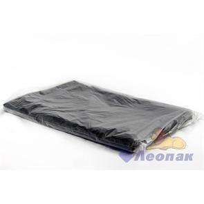 Мешок мусорный 180л/50мкм черный пласты(10шт/15уп)
