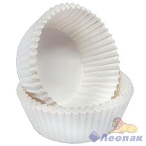 Формы бумажные для маффинов 50*32 белые (8640шт)  805032/1R