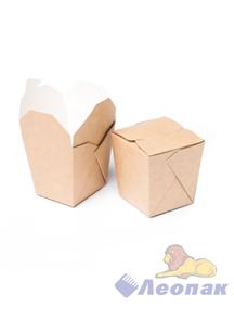 Упаковка ECO NOODLES 560 гр (420шт/1кор) упаковка для лапши склеенная 90*90  h100/р