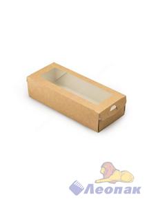 Упаковка ECO CASE 500 (400шт/1кор)  пенал 170*70  h40/р