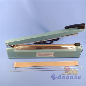Запайщик FS-400 (мет. корпус) IRON ручной импульсный