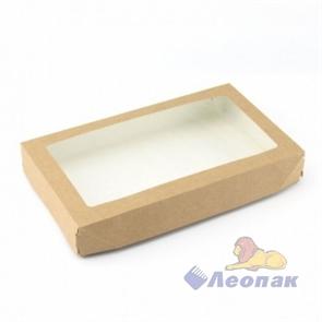 Упаковка ECO TABOX  PRO 1000 (200шт.)  контейнер на вынос  200*120  h 40