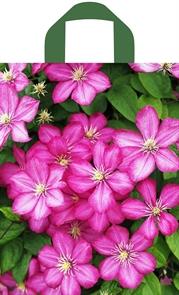 П-петл.ручка 28х35-55мкм Летние цветы (700) ТИКО