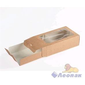 Упаковка ECO MB 12 (300шт/кор) для макарони 180*110 h 55/Р
