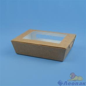 Упаковка ECO SALAD 1000 (250шт/1кор)  д/салатов