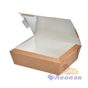 Упаковка ECO LUNCH 600 (500шт)  ланч-бокс