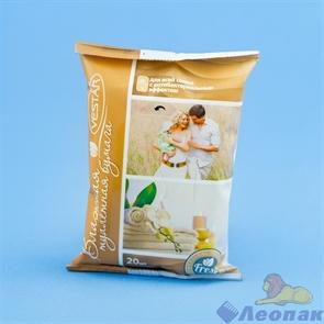Влажная туалетная бумага Вестар (20шт)  (1/30уп) Т1
